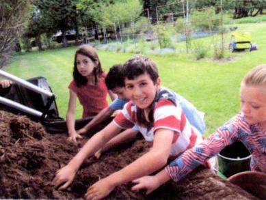 Hiland Hall Gardens - Village School of North Bennington2